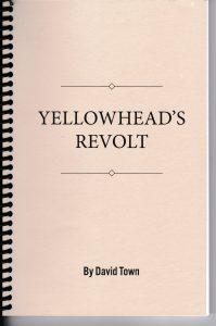 Yellowhead's Revolt Cover